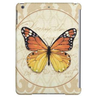 Vintage Orange Butterfly