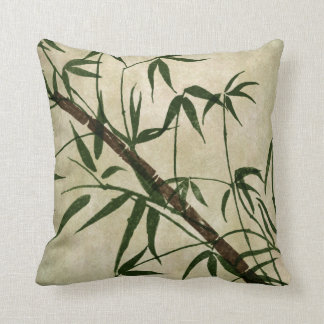 Vintage Oriental Bamboo 1 Cushion