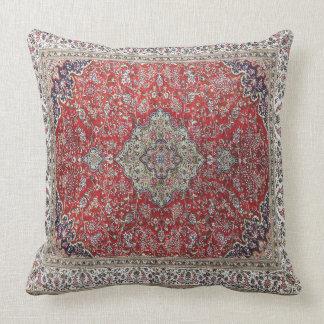 Vintage oriental design Throw Pillow