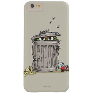 Vintage Oscar in Trash Can Barely There iPhone 6 Plus Case