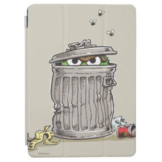 Vintage Oscar in Trash Can iPad Air Cover
