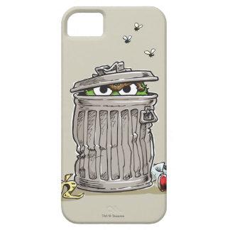 Vintage Oscar in Trash Can iPhone 5 Case