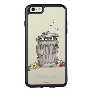 Vintage Oscar in Trash Can OtterBox iPhone 6/6s Plus Case