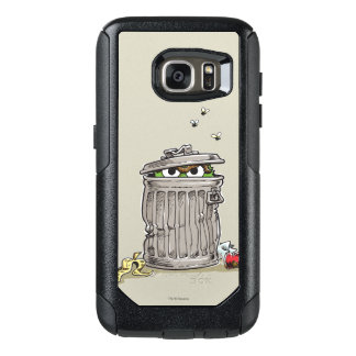 Vintage Oscar in Trash Can OtterBox Samsung Galaxy S7 Case