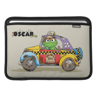 Vintage Oscar's Taxi Service Sleeve For MacBook Air