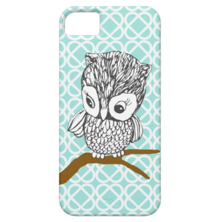 Vintage Owl iPhone 5 Case