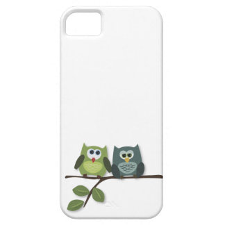 Vintage Owl Themed Phone Case