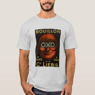 Vintage OXO Buillion Ad - Cie Liebig T-Shirt
