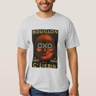 Vintage OXO Buillion Ad - Cie Liebig Tshirts