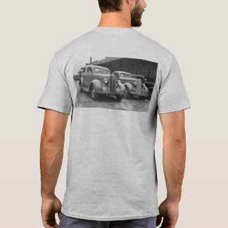 Vintage Packards in a Row Classic Cars Awesome T-Shirt
