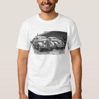 Vintage Packards Tees