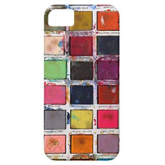 Vintage Paint Box iPhone 5 Cases