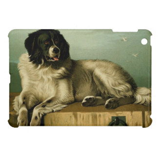 Vintage painting: Bucovina Shepherd iPad Mini Covers