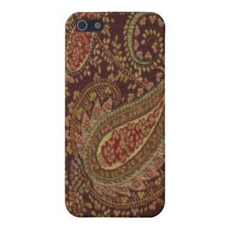 Vintage Paisley Cherry Speck Case iPhone 4 Case For The iPhone 5