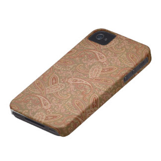vintage paisley iPhone 4 Case-Mate cases