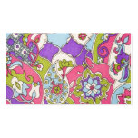 Vintage Paisley Pattern Business Card