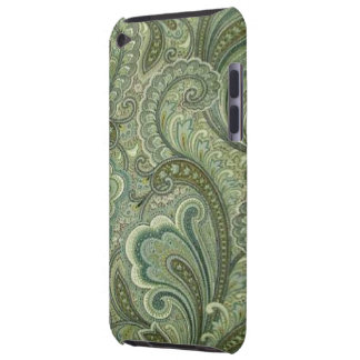 Vintage Paisley Sage Case-Mate iPod Touch