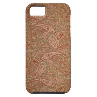 vintage paisley tough iPhone 5 case