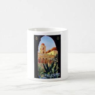 Vintage Palermo Sicilia Coffee Mug