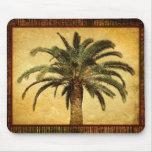 Vintage Palm Tree - Tropical Customised Template