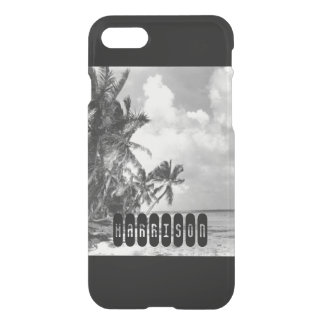 Vintage Palm Trees iPhone 8/7 Case