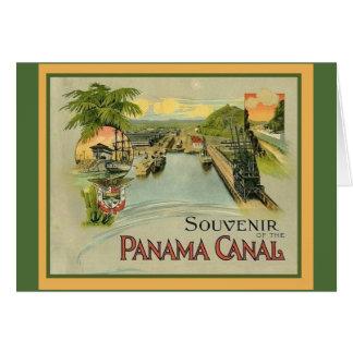 Vintage Panama Card