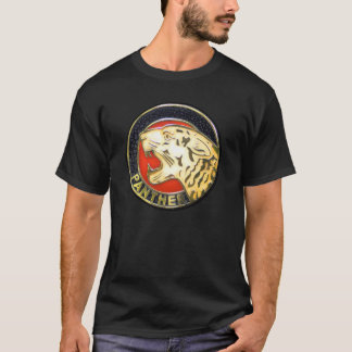 Vintage Panther Motorcycles Badge T-Shirt