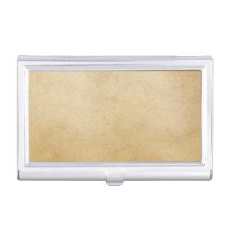 Vintage Paper Antique Gold Parchment Background Business Card Holders