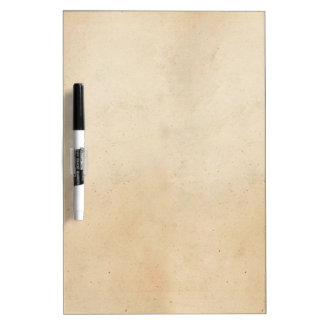 Vintage Paper Antique Parchment Template Blank Dry-Erase Board