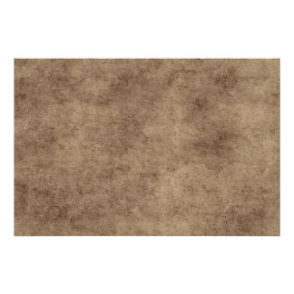 Vintage Paper Parchment Paper Template Blank Poster