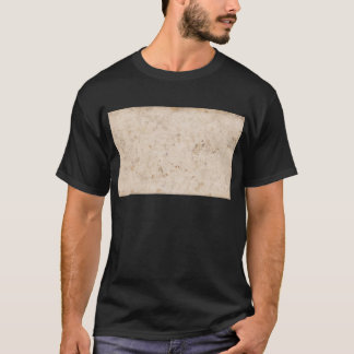 Vintage paper texture bugged T-Shirt