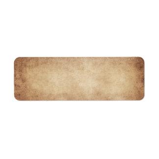 Vintage Parchment Antique Paper Background Custom