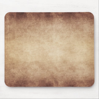 Vintage Parchment Antique Paper Background Custom Mouse Mat