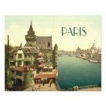 Vintage Paris 1900's Photo Print