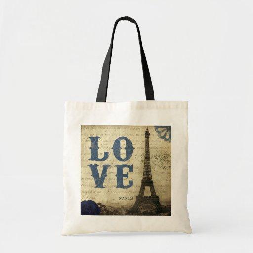 Vintage Paris Bag