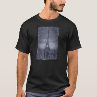 Vintage Paris Eiffel Tower 6 T-Shirt