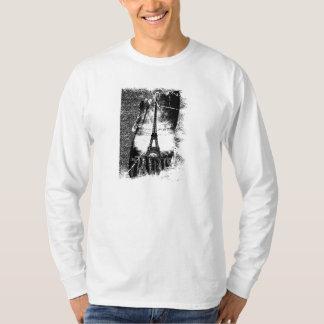 Vintage Paris Eiffel Tower T-shirts