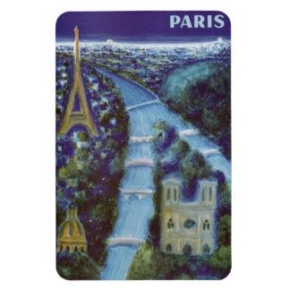 Vintage Paris, France - Magnet