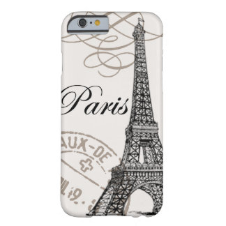 Vintage Paris...iPhone 6 case