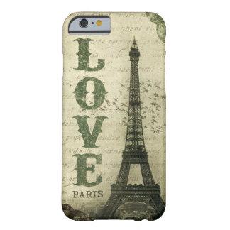 Vintage Paris iPhone 6 Case