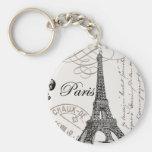 Vintage Paris...keychain