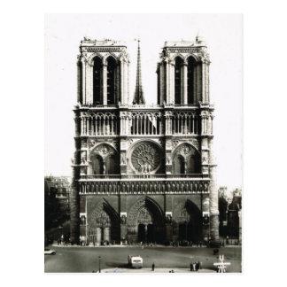 Vintage Paris, Paris Notre Dame, Ile de la Citie Postcards