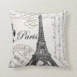 Vintage Paris...pillow