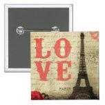 Vintage Paris Pin