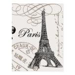 Vintage Paris...postcard