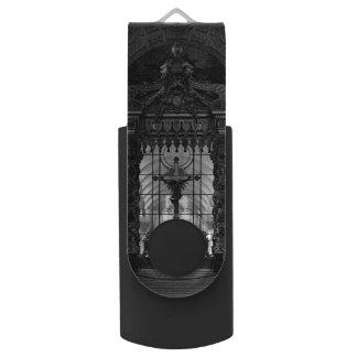 Vintage Paris royal chapel altar St James Palace USB Flash Drive