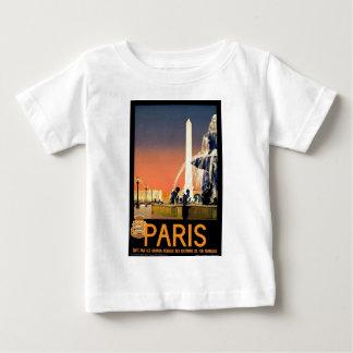 Vintage Paris T-shirts