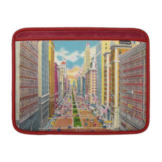Vintage Park Avenue  New York - MacBook Sleeve