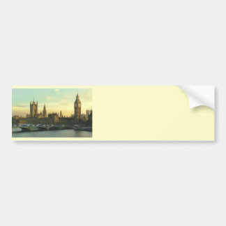 Vintage Parliament Bumper Sticker
