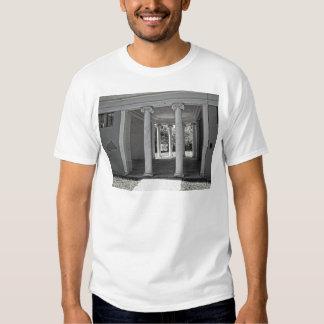 Vintage Parthenon Pillars Tee Shirts
